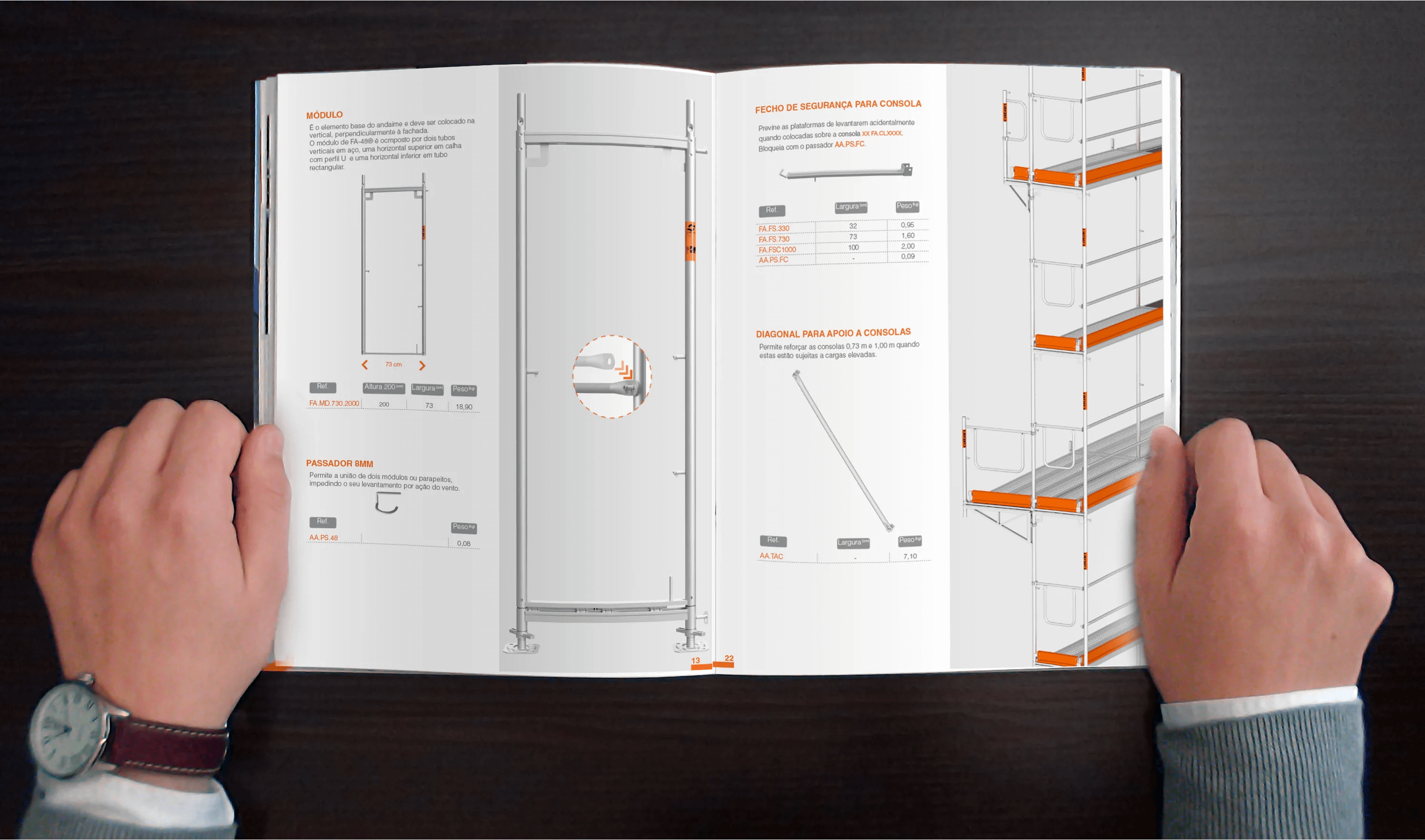 catari us multidirectional scaffolding brochure